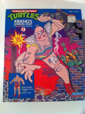 Krang Android Body Sealed